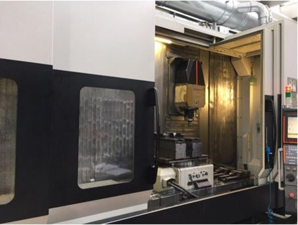 Centro di lavoro Mazak VTC 800/30 SR - Full machine photo