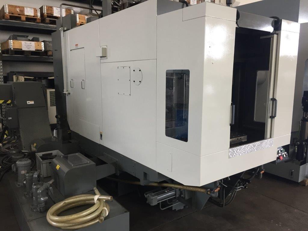 Centro di lavoro orizzontale Enshu JE40 - Foto integrale macchina