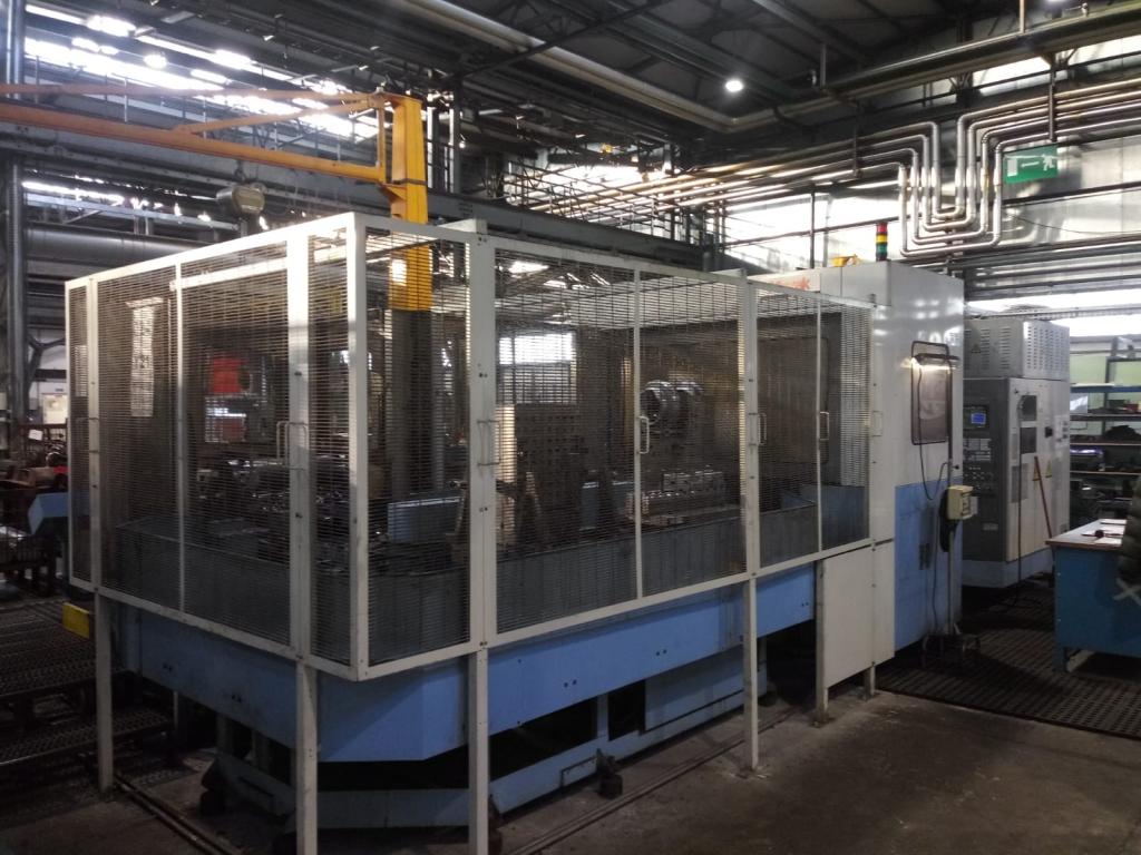 Centro di lavoro orizzontale Mazak H630N - Full machine photo