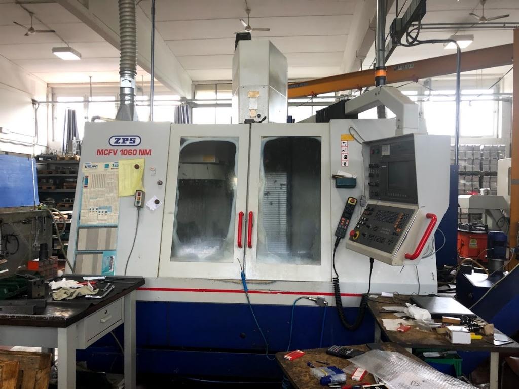 Centro Di Lavoro Verticale ZPS MCFV 1060 NM