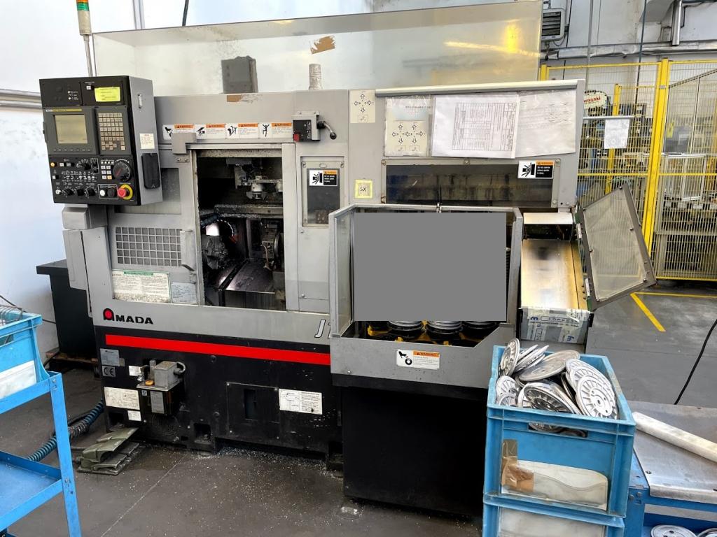 Tornio Amada (Wasino) J-1 - Foto integrale macchina