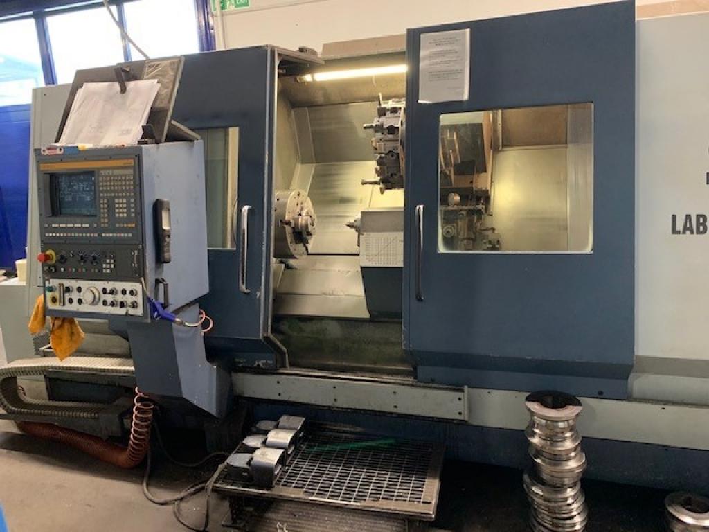 Tornio CNC PADOVANI LABOR 200 - Foto integrale macchina