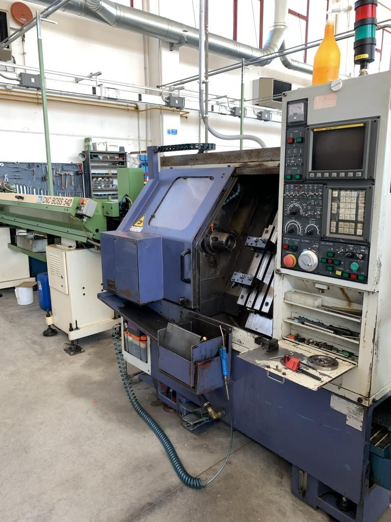 Tornio Hwacheon HI-ECO 10G